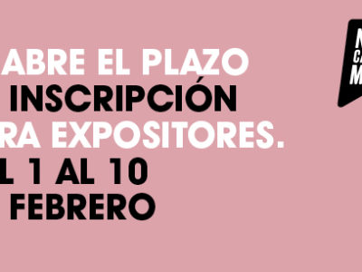 NÁJERADECOR 2017: Inscripción de expositores