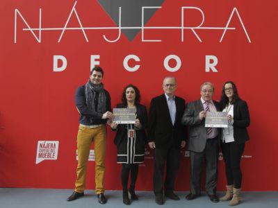 """Premio """"Reflejo de diseño"""" en Nájera Decor"""