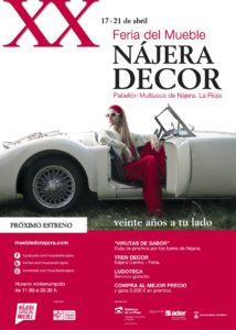 XX Feria del Mueble de Nájera «Nájera Decor»