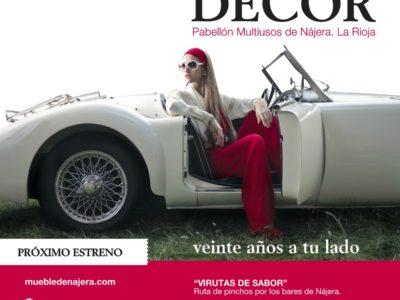 "XX Feria del Mueble de Nájera ""Nájera Decor"""