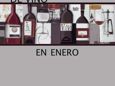Cata profesional de vino en enero