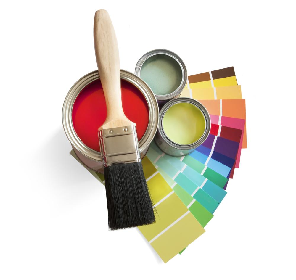 Y ahora, ¿cómo pinto la casa?