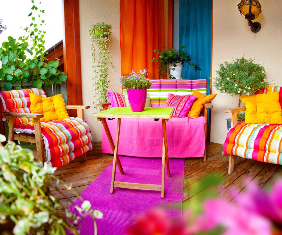 Nuestras terrazas dan la bienvenida a la primavera