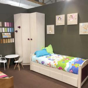 Dormitorio juvenil Ambientes Naturales