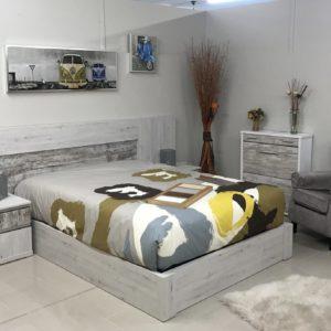 Dormitorio León