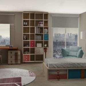 Ambiente Albor dormitorio