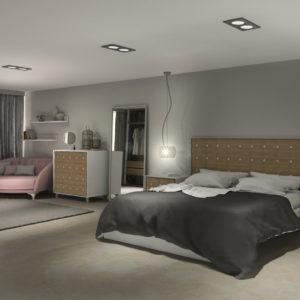 Ambiente Chester dormitorio