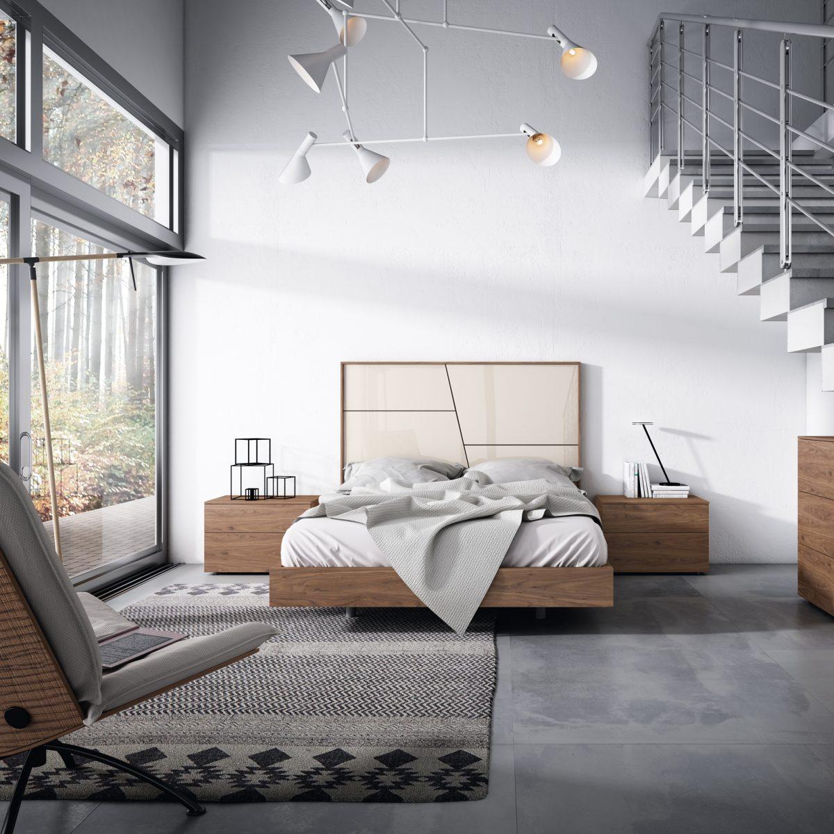 Dormitorio grafika mueble de n jera for Muebles de najera
