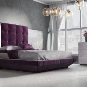 Dormitorio modelo Kiu