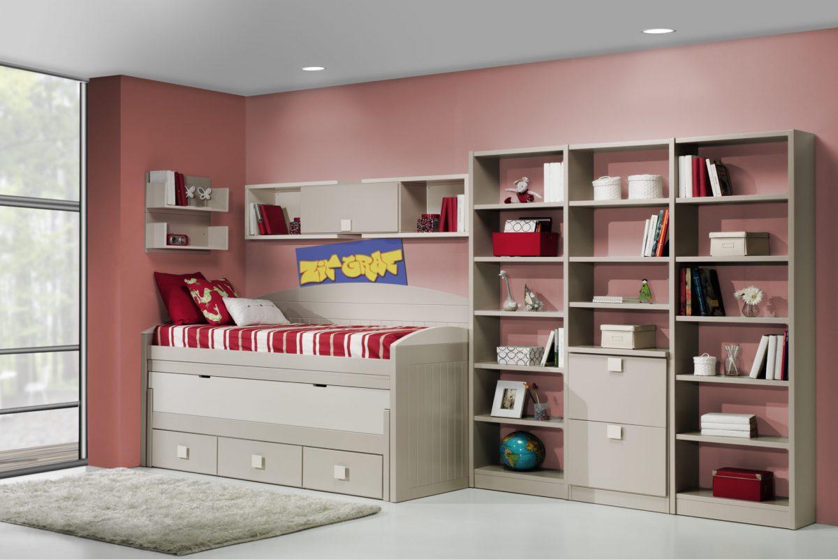 Juvenil lp mueble de n jera - Muebles dormitorio juvenil ...