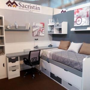 Dormitorio juvenil Rioja.