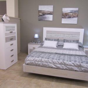 Dormitorio colección Literato