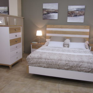 Dormitorio colección Tablas