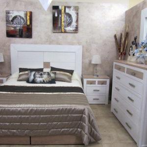 Dormitorio colección Tao