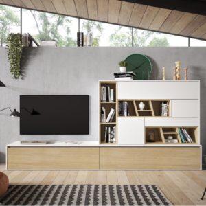 Salón modular Netro