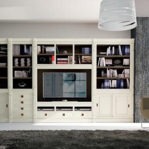 Salón Hamster Bookcase