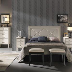 Ambiente dormitorio Aspas
