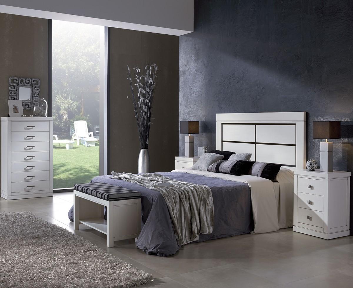 Ambiente dormitorio aspas mueble de n jera - Ambientes de dormitorios ...