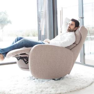 Fama Kim sillón relax
