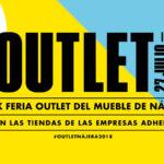 La X Feria Outlet del Mueble de Nájera vuelve a las tiendas