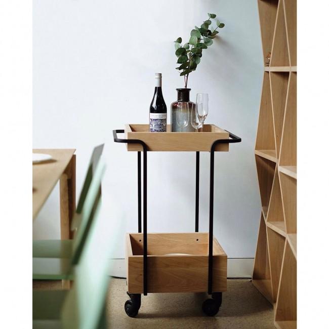 Mueble auxiliar con ruedas mueble de n jera Mueble auxiliar con ruedas