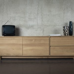 Mueble de televisión Wave