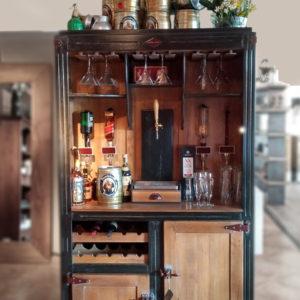 Mueble tirador cerveza