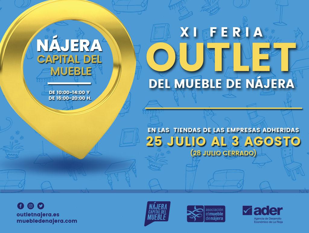 XI Feria Outlet del Mueble de Nájera