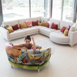 Fama Opera sofá